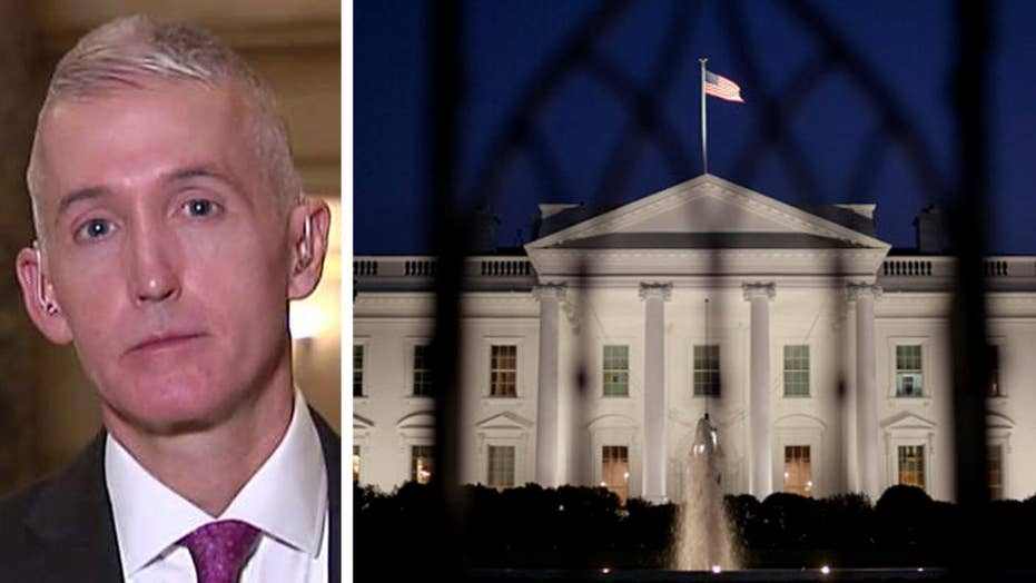 Rep. Gowdy: Leaks are deleterious to our national security