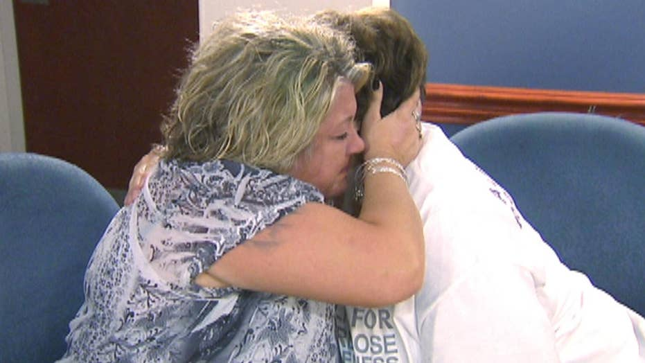 Families of overdose victims find comfort in support group