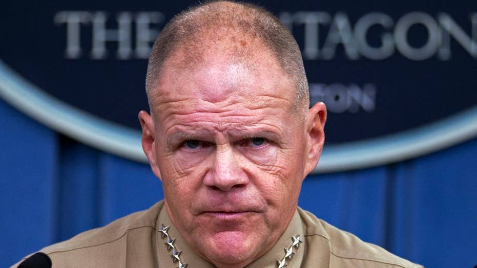 Marine Corps commandant confronts nude photo scandal