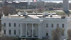 Reports suggest President Trump was home