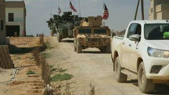 Lt. Col. Michael Waltz discusses the new influx of troops sent to help retake the city of Raqqa