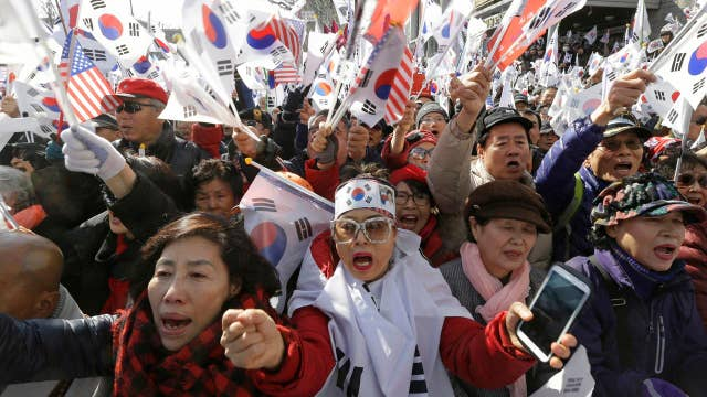 Will scandal in Seoul hurt efforts to deal with Pyongyang?