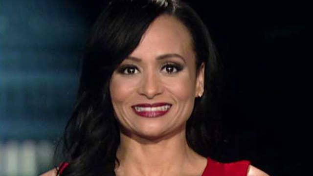 Katrina Pierson opens up about pro-Trump nonprofit