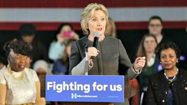 Halftime Report: Clinton's campaign strategy