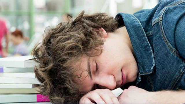 University hosts 'nap-ins' to have 'dreams of diversity'
