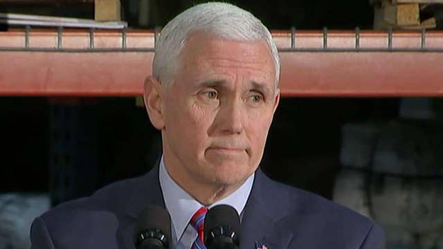 VP Pence: ObamaCare has failed the people of Kentucky