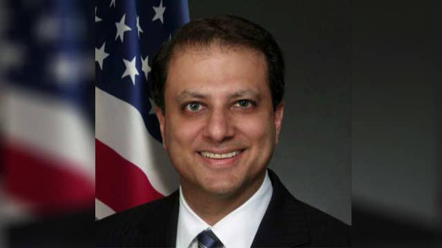 US Attorney Preet Bharara fired after refusing to resign