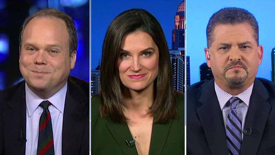 'The First 100 Days' political panel grades the president's performance