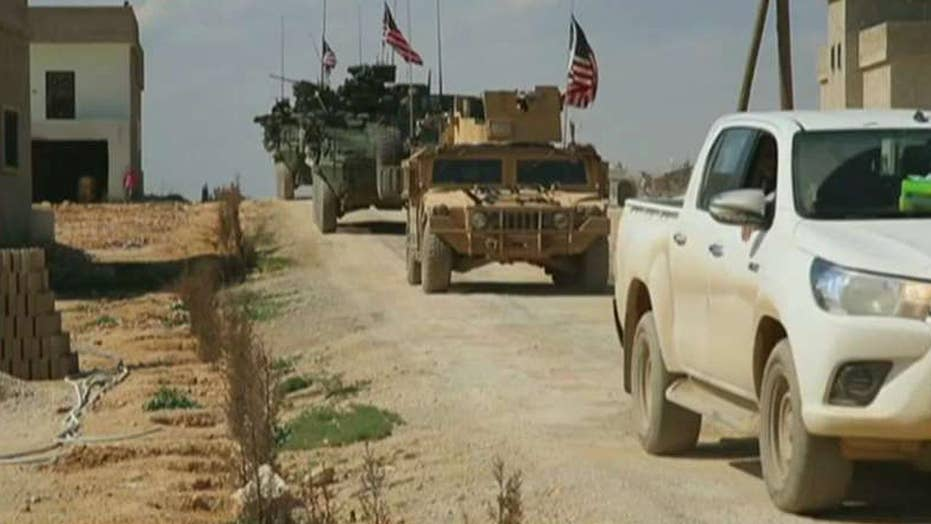 US sends more marines to Syria to fight ISIS
