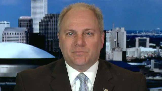 Rep. Scalise: GOP agrees on over 85% of health care bill