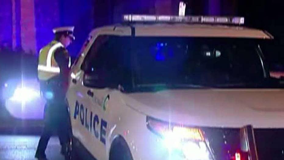 Cincinnati officer shot
