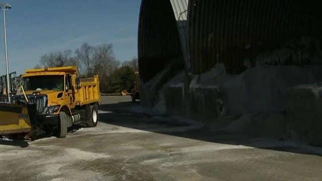 Northeast braces for big snowstorm one week before spring