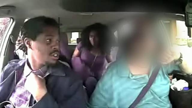 Suspects rob, open fire on taxi driver in Las Vegas