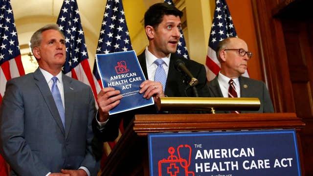 CBO scores the Republican health care plan