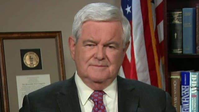 Gingrich on the 'messy process' of repealing ObamaCare