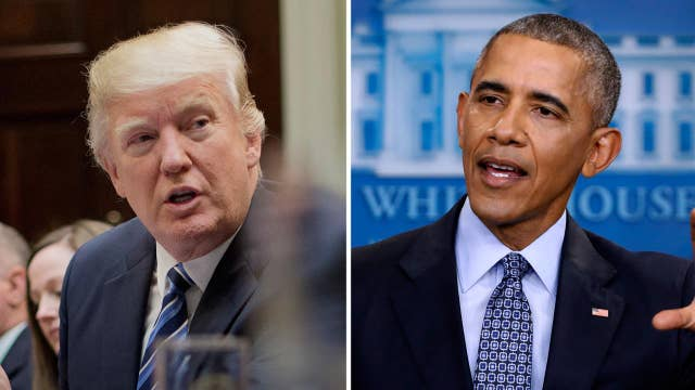 WH puts a spin on wiretap claims ahead of probe deadline