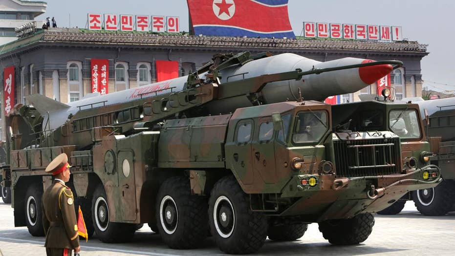 Is North Korea practicing for nuclear war?