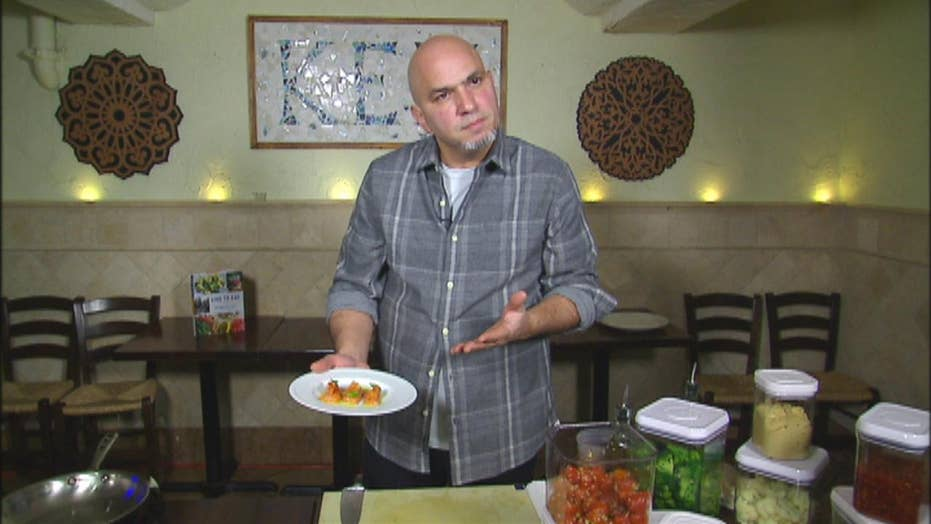 Chef struggles with weight and creates lifestyle cookbook