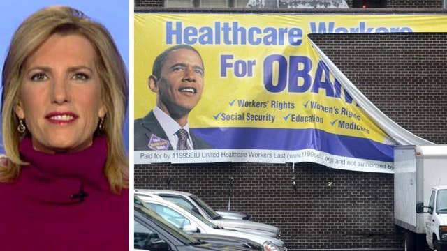 Ingraham: Critical for GOP to stay on offensive on ObamaCare