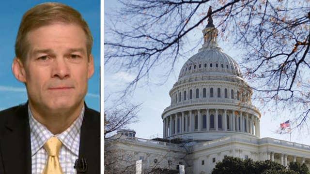 Rep. Jordan rips fellow GOPers for jamming the health bill