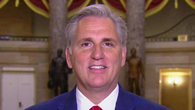 McCarthy doubles down: Health care plan needs three phases