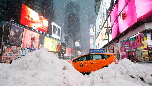 Millions remain under blizzard, storm watches or warnings