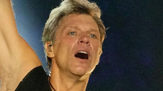 What does it take to stage a Bon Jovi nationwide tour?