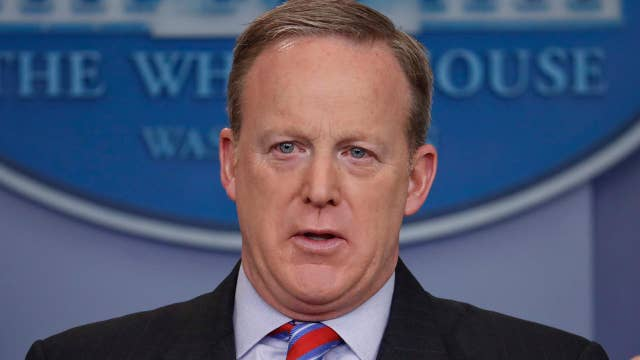 Spicer: GOP health bill is one part of healthcare reform