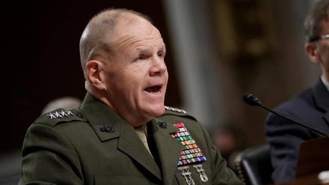 Marine Commandant testifies about nude photo scandal