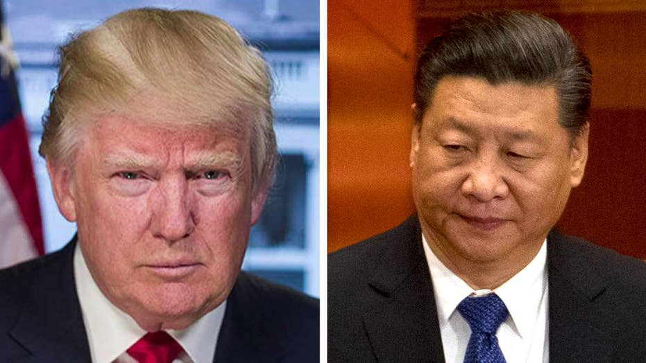 Trump planning to host Chinese president at Mar-a-Lago