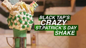 How to make an over-the-top St. Patrick's Day milkshake