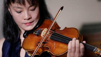 Famed Stradivarius restored, returned to rightful owners