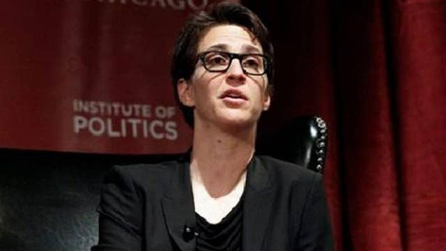 Maddow exposé on Trump tax returns appears to be a bust
