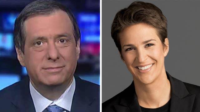 Kurtz: Trump tax reveal a big-time blunder by Rachel Maddow