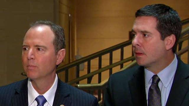 Nunes, Schiff: Seen no evidence Trump Tower was wiretapped