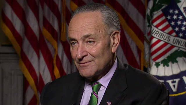 Schumer to negotiate if GOP 'backs off' ObamaCare repeal