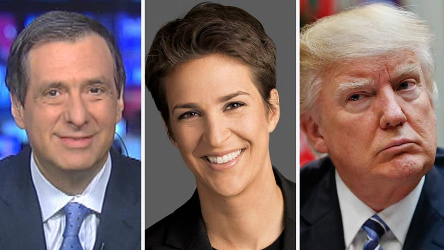 'MediaBuzz' host Howard Kurtz weighs in on the mainstream media's criticism of Rachel Maddow's revealing of Donald Trump's tax returns
