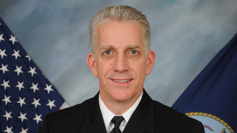 Admiral, 8 other officers indicted in Navy bribery case