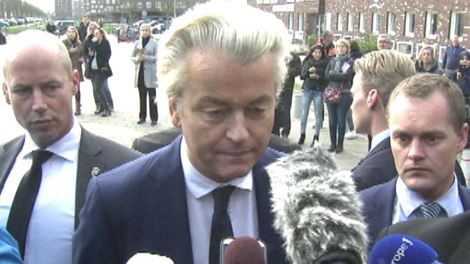Dutch populist candidate: 'I'm not Donald Trump'