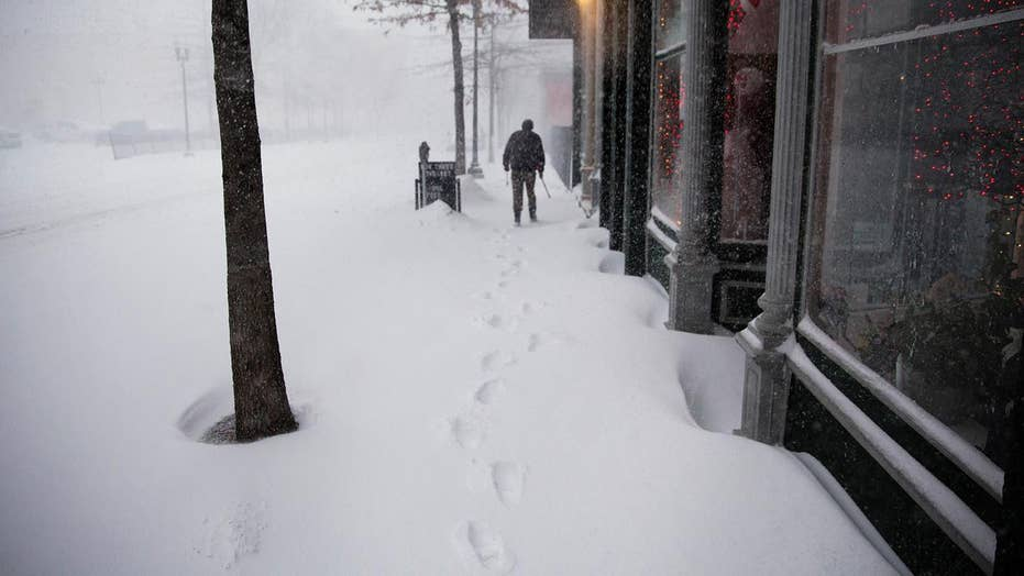 Federal forecasters knew nor'easter could miss big cities