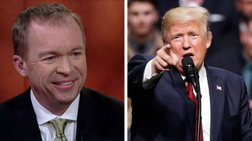 White House budget director provides insight on 'Fox & Friends'