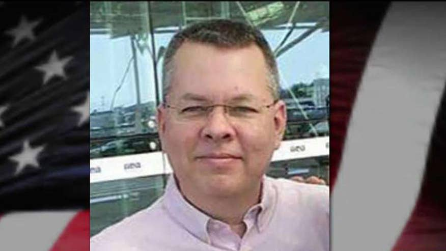 Andrew Brunson's family is fighting to free him