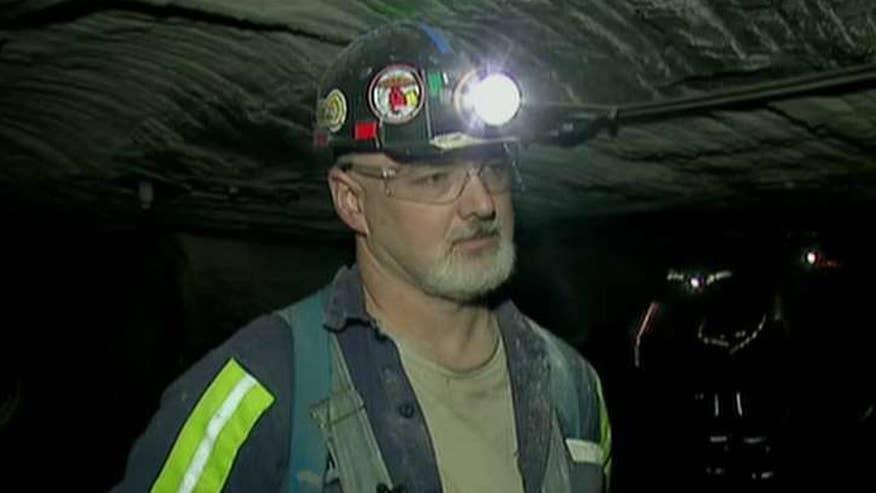 Senior correspondent Mike Tobin reports from Hazard, Kentucky