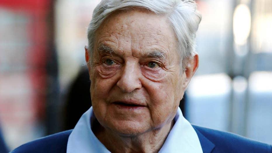 US aid to overseas Soros groups under scrutiny