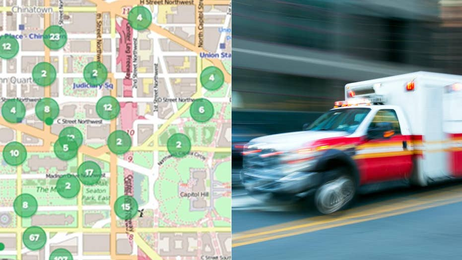 Fox Firepower: Ambulances to prevent dirty bomb attacks