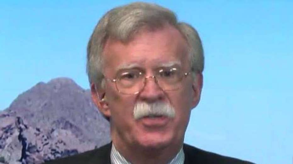 Amb. Bolton on proposed funding cuts to the United Nations