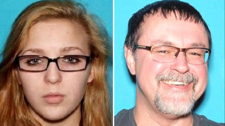 15-year-old Elizabeth Thomas may be traveling with former teacher