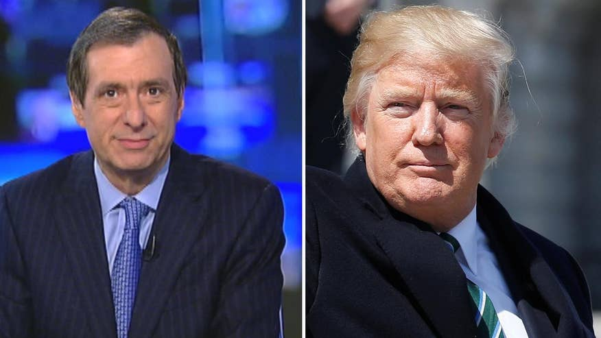 'MediaBuzz' host Howard Kurtz weighs in on the Trump administration's frequent explanations to the media