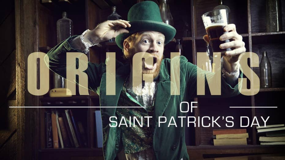 Where did St. Patrick's Day come from?