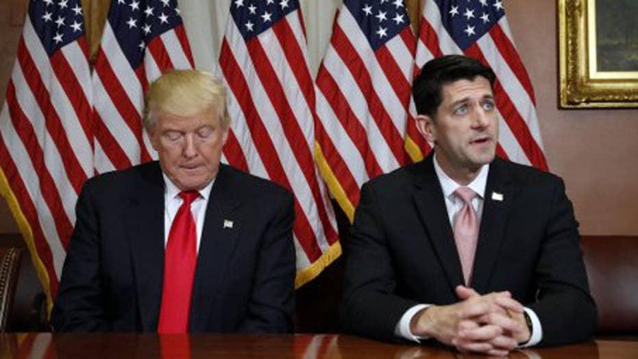 Could 'RyanCare' ruin President Trump?